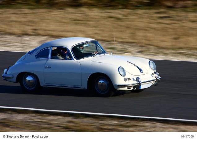 Oldtimer Porsche