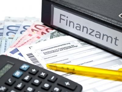 Unterlagen für die Steuererklärung