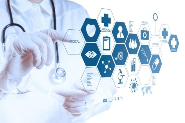 Gesundheitswesen digital vernetzt