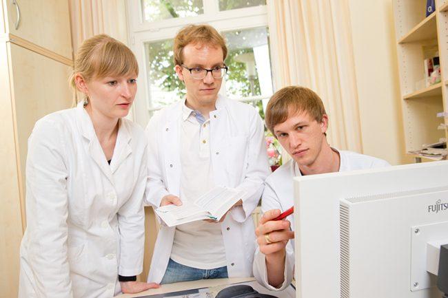 """""""Was hab' ich?""""-Gründertrio (von links): Anja Bittner, Ansgar Jonietz, Johannes Bittner"""