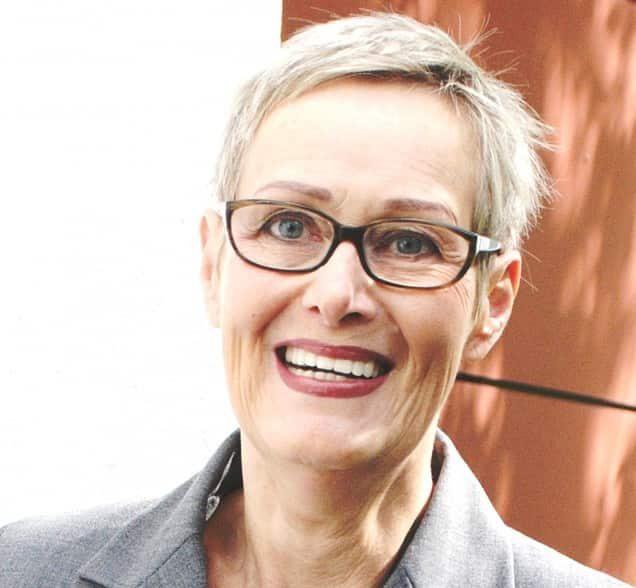 Portrait Dr. Eva Wlodarek