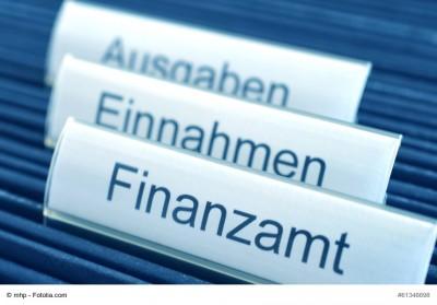 Aktenordner fürs Finanzamt