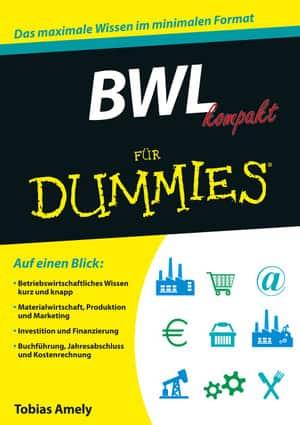 Cover BWL für Dummies