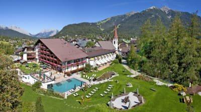 Hotel Klosterbräu in Seefeld in Tirol