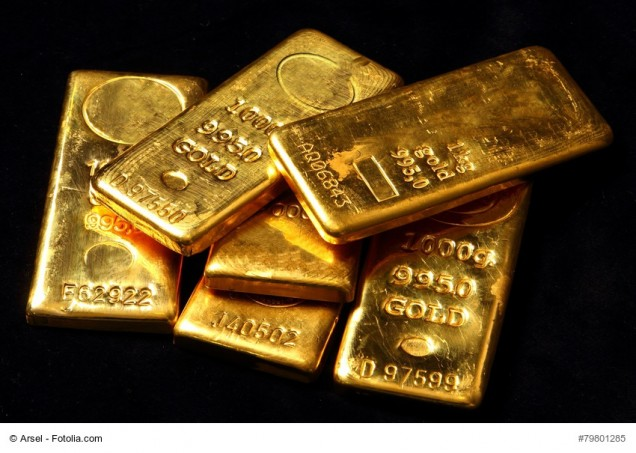 Real Gold Bars