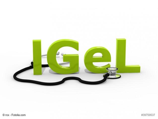 Individuelle Gesundheitsleistung