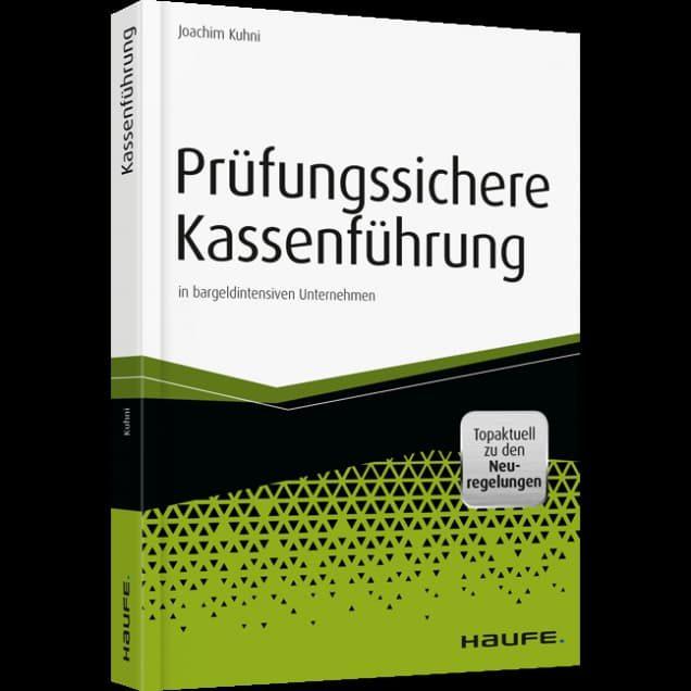 Haufe_Prüfungssichere_Kassenf�hrung_in_bargeldintensiven_Unternehmen