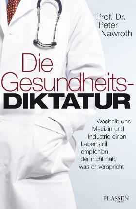 Buchcover Die Gesundheitsdiktatur