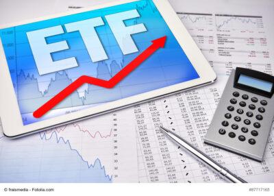 ETF, Indexfonds