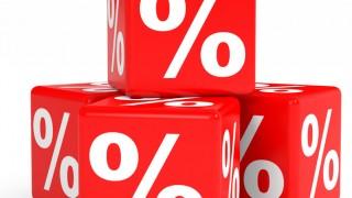 Würfel mit Prozent-Zeichen