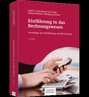 Buchcover des BUches Einführung in das Rechnungswesen