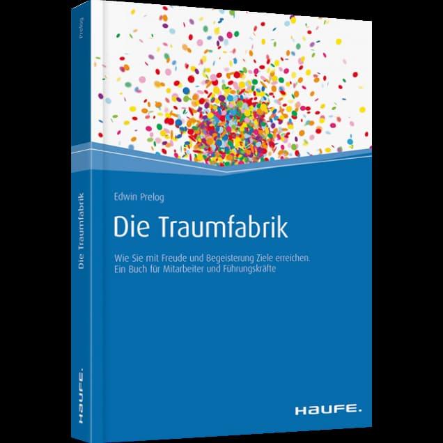 Buchcover Die Traumfabrik