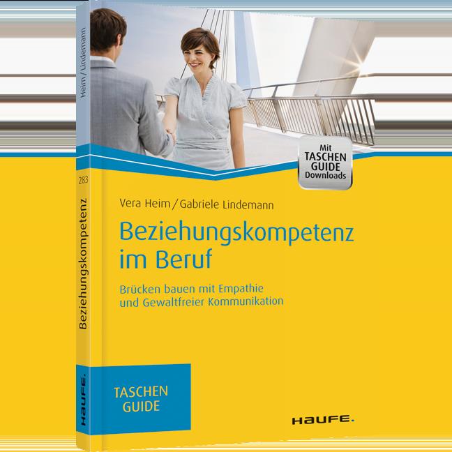 Buchcover des Buches Beziehungskompetenz im Beruf