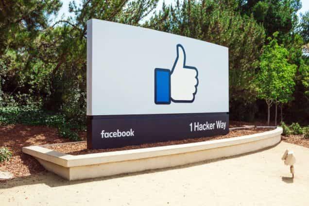 Facebook-Zentrale