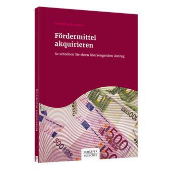 Buchcover Fördermittel akquirieren
