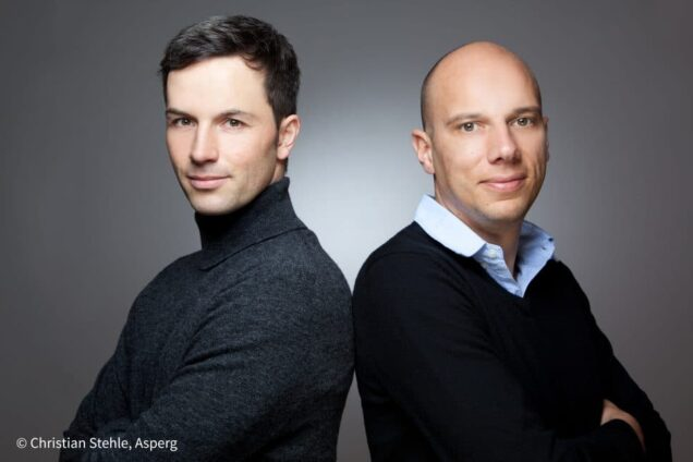Die Autoren Marc Friedrich und Matthias Weik