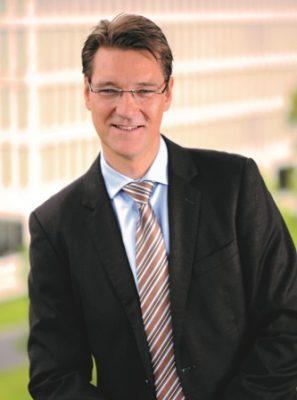 Friedrich Thiele, Vorstand der Deutsche Leibrenten Grundbesitz AG