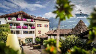 Außenansicht Golserhof Südtirol