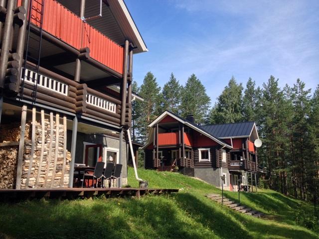 Ferienhäuser in Finnland