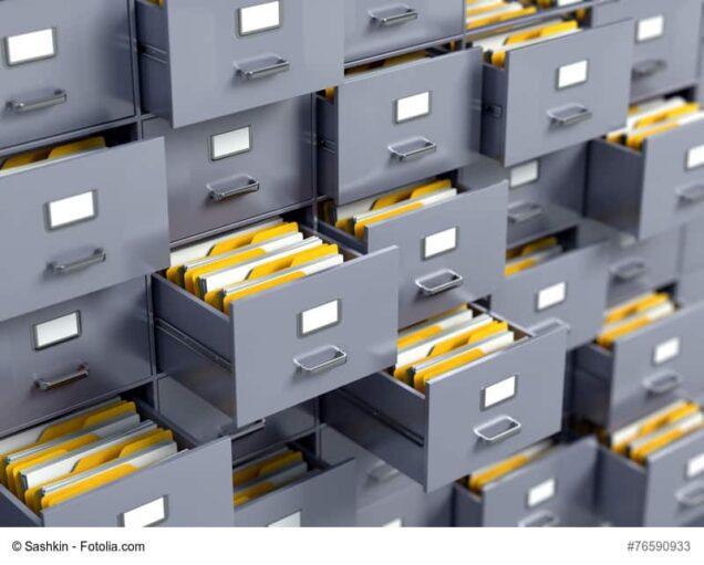 Buchhaltung, Unterlagen, Steuer