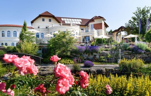 Außenansicht Hotel Bergergut
