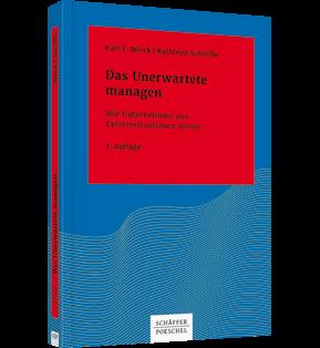 """Buchcover von """"Das Unerwartete managen"""""""