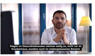 Ausschnitt Video von HDI