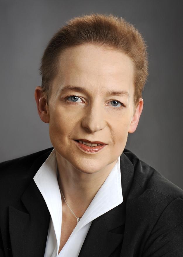 Portrait von Katrin Lisok, Mitarbieterin bei Neue Vermögen