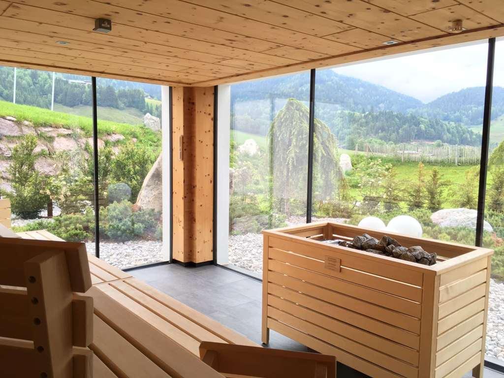 Sauna im Chaletdorf Puradies