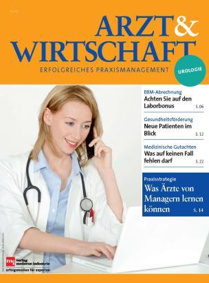 Arzt & Wirtschaft Cover