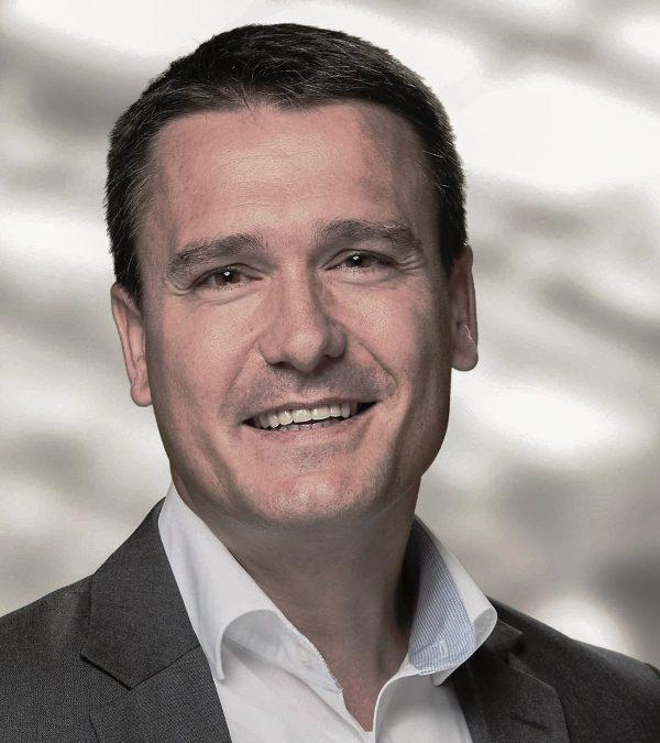 Portrait Rainer Laborenz, , Geschäftsführer bei der Offenburger azemos vermögensmanagement gmbH