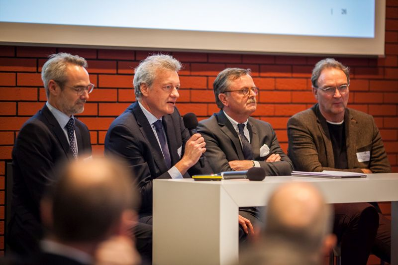 Renommierte Experten diskutierten in Frankfurt a.M. über die Bedeutung von Antibiotika.