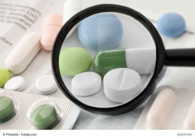 Medikamente unter der Lupe