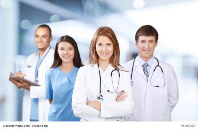 Junge Ärztinnen und Ärzte