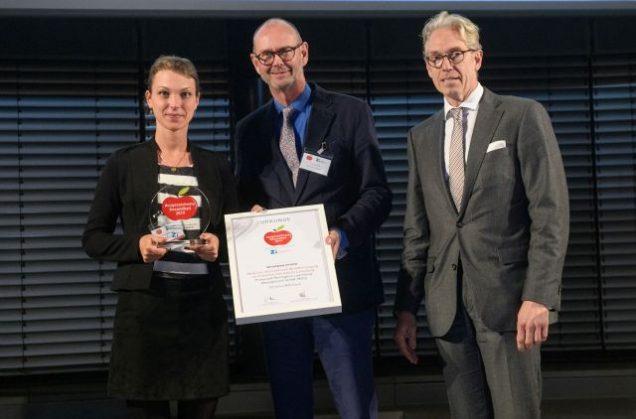 """Verleihung """"Ausgezeichnete Gesundheit 2019"""""""