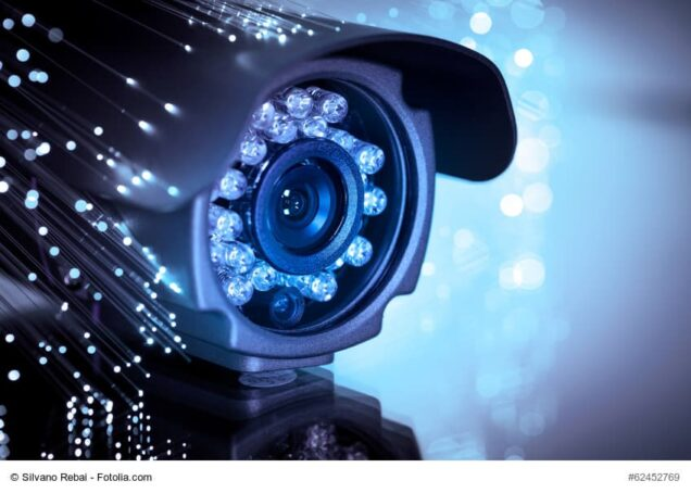 Videoüberwachungskamera