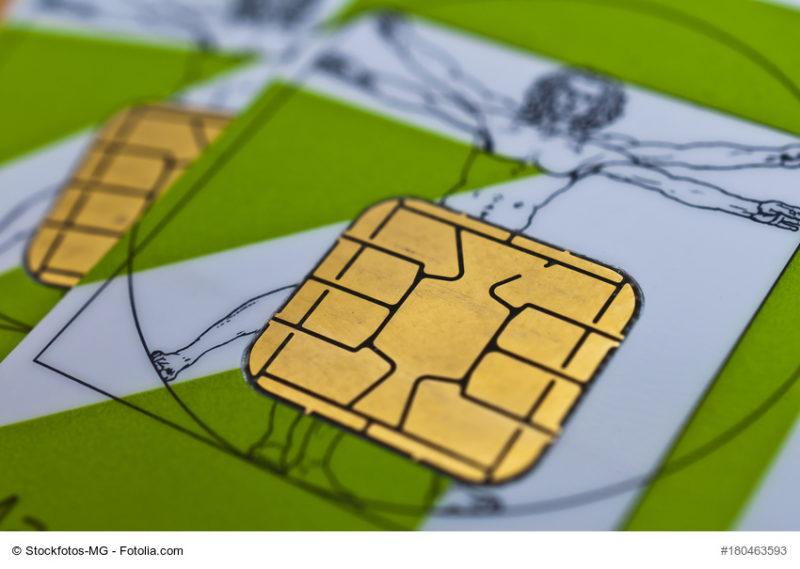 elektronische Gesundheitskarte (eGK)