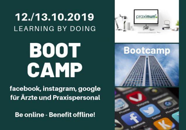 Praxismarketing Bootcamp München