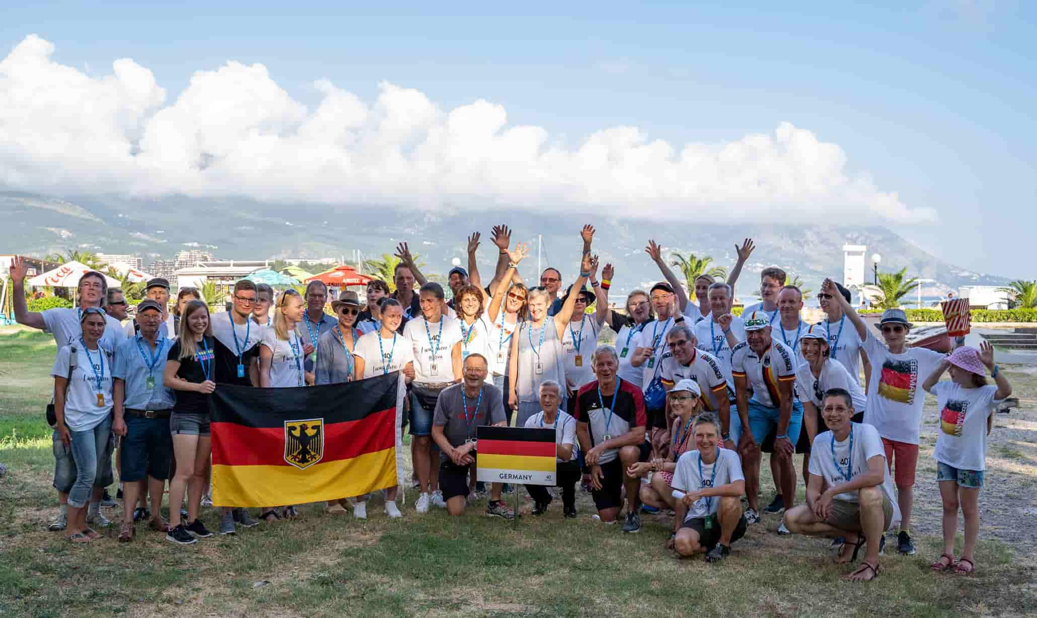 Teilnehmer Sportweltspiele