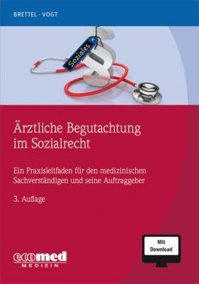 Ärztliche Begutachtung im Sozialrecht Cover