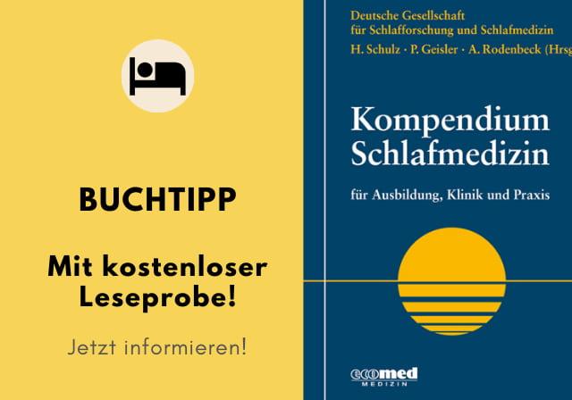 Kompendium Schlafmedizin