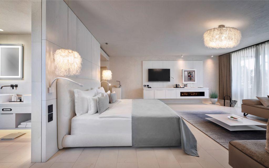 Zimmer im Quellenhof am Gardasee