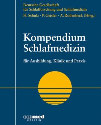 Cover Kompendium Schlafmedizin