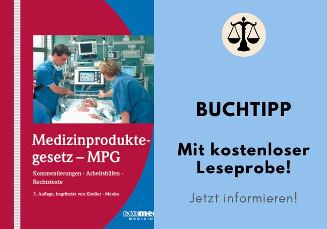 Buch Medizinproduktgesetz