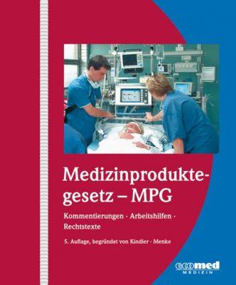 Cover Medizinproduktgesetz