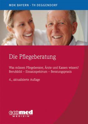 Buch Pflegeberatung Cover