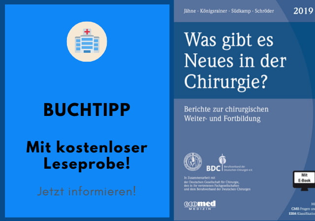 Cover Buchtipp Chirurgie