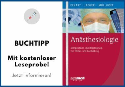 Cover Anästhesiologie