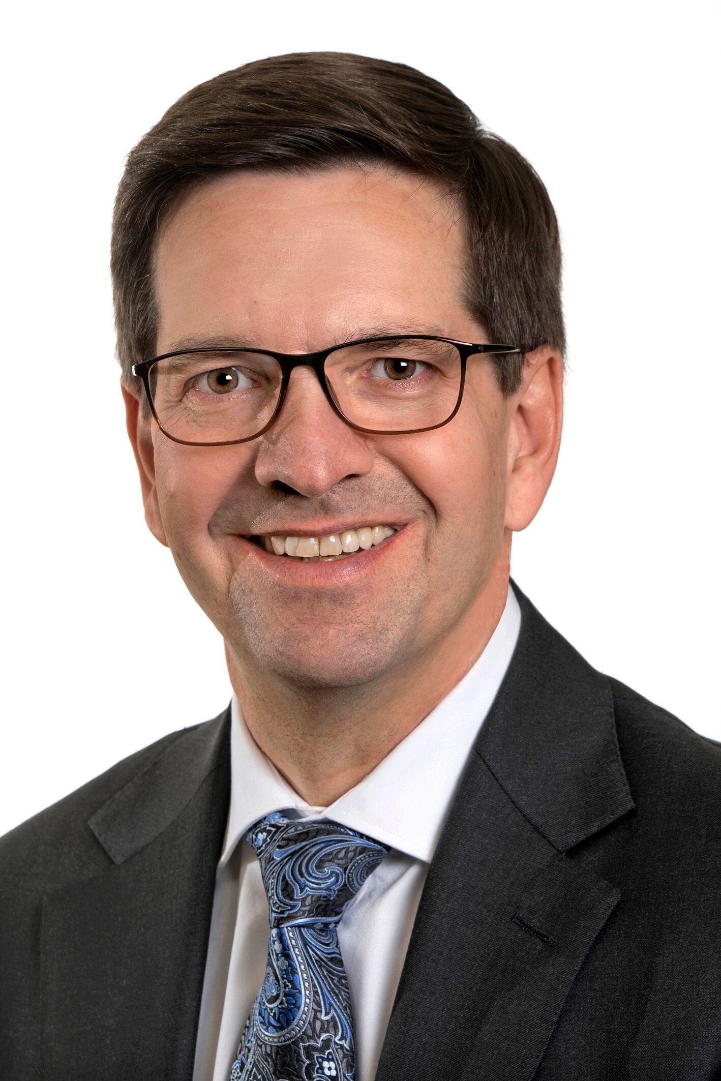 Kai-Otto Landwehr, Leiter des Commercial-Finance-Geschäfts von Siemens Financial Services in Deutschland und Vorsitzender der Geschäftsführung der Siemens Finance & Leasing GmbH