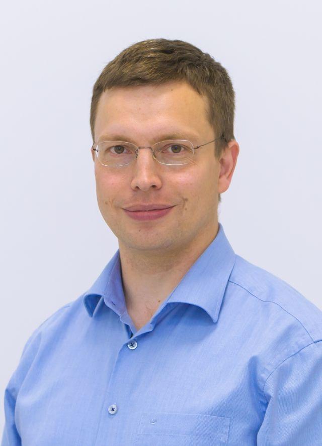 Prof. Dr. Hannes Zacher, Institut für Psychologie. Foto: Swen Reichhold/Universität Leipzig